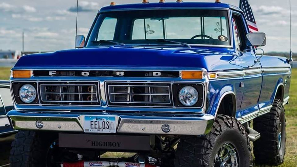 Ford F Series The Highboy
