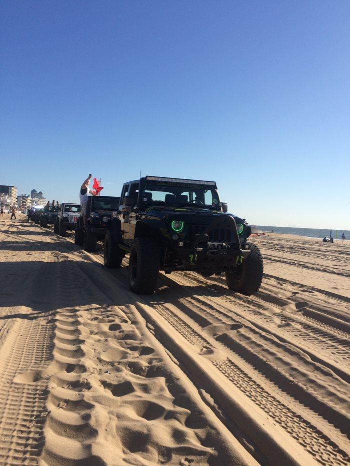 Ocean City Jeep Week >> Some Ocean City Jeep Week Pics Drivn