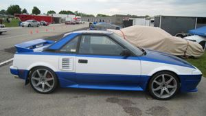 Toyota MR2 Cassandra