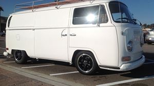 Volkswagen Transporter Surfbox