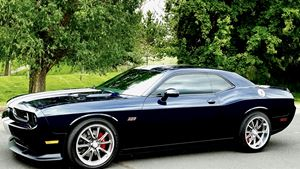 Dodge Challenger SRT8 392 Blue Thunder