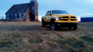 Dodge Ram Bumble Bee