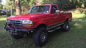 Ford F-Series Handymans Ride