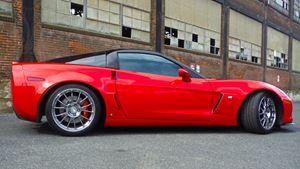 Chevrolet Corvette SPEED