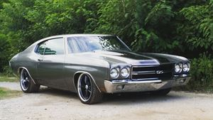 Chevrolet Chevelle shelley