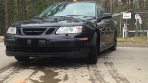 Saab 9-3 Black Betty