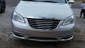 Chrysler 200 Silver