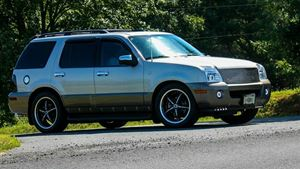 Mercury Mountaineer TNa DV10US