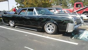 Lincoln Continental Black Sunshine