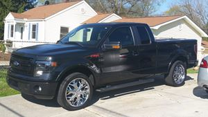 Ford F-Series Black Betty
