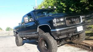 GMC Sierra The Beast