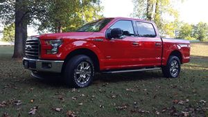 Ford F-Series Big Red
