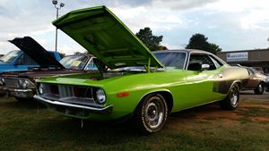 Plymouth Barracuda One Bad Fish