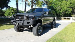 Ford Excursion The Big Brick