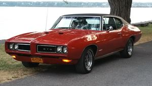 Pontiac GTO Finally
