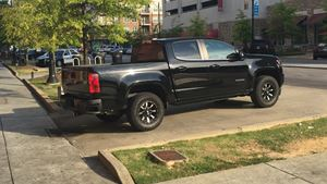 Chevrolet Colorado Black Beauty