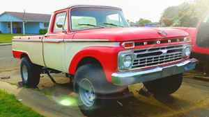 Ford F-Series Miss Tay