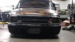 Chevrolet S-10 ChoLow