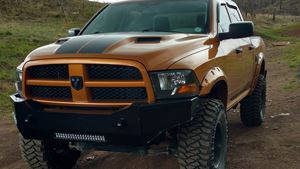 Ram Truck 1500 The Pumpkin