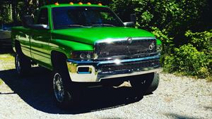 Dodge Ram Alien force