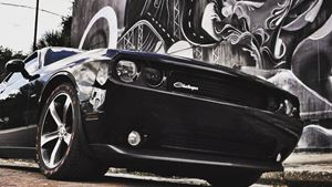 Dodge Challenger BadGirl