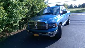 Dodge Ram Blue betty