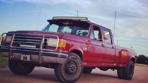 Ford F-Series The dually