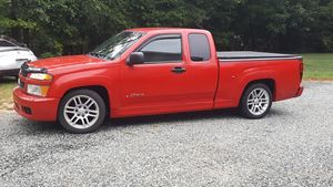 Chevrolet Colorado Red Devil