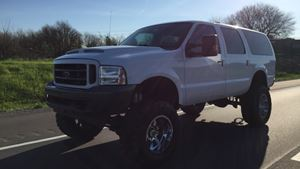 Ford Excursion Betty White