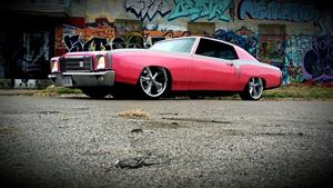 Chevrolet Monte Carlo Alize-LowRod