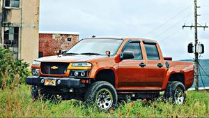 Chevrolet Colorado CallieTheColorado