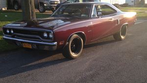 Plymouth Satellite Gracey