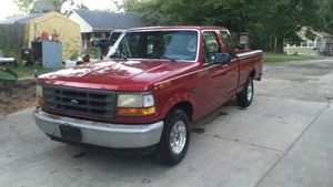 Ford F-Series Red Bandit