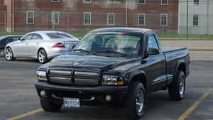 Dodge Dakota DakSport Black
