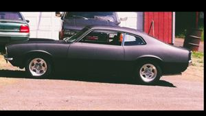 Ford Maverick Fade To Black