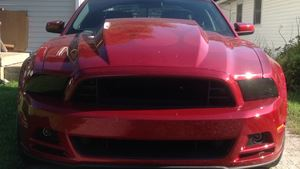 Ford Mustang Project Brief Encounter