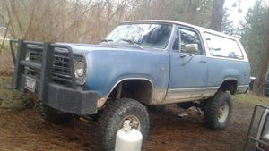 Dodge Ramcharger Piggy