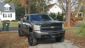 Chevrolet Silverado LEUKEMIA AWARENESS CANCER