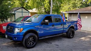 Ford F-Series Big Blue