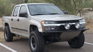 Green Chevrolet Peoria Il >> Chevrolet Colorado Red Rocket - Drivn