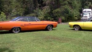 Plymouth GTX Orange Crush