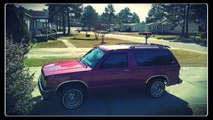 Chevrolet Blazer The Pink Taco