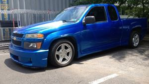 Chevrolet Colorado Little blue