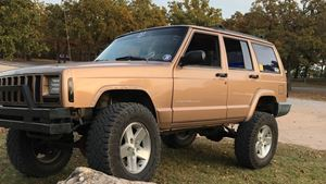 Jeep Cherokee The goat
