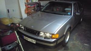 Saab 9000 Jimmy Buffet