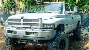 Dodge Ram Lil Pearl Monster