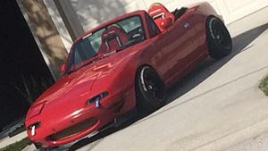 Mazda MX-5 Mrs Yata