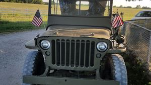 Jeep Willys Jeep Trooper