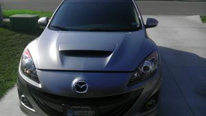 Mazda Mazda3 MPS Heavy Breather