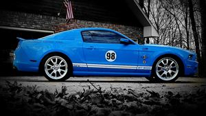 Ford Mustang Shelby War Horse